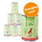 Смесена пробна опаковка zooplus Bio храна за кучета