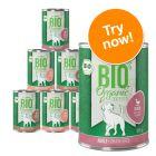 zooplus Bio Grain-Free Mixed Trial Pack