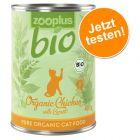 zooplus Bio Kattenvoer 1 x 400 g