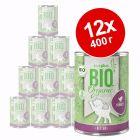 Икономична опаковка zooplus Bio Kitten 12 x 400 г