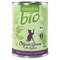zooplus bio oie, potiron pour chat