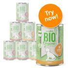 zooplus Bio Organic Adult Mixed Trial Packs
