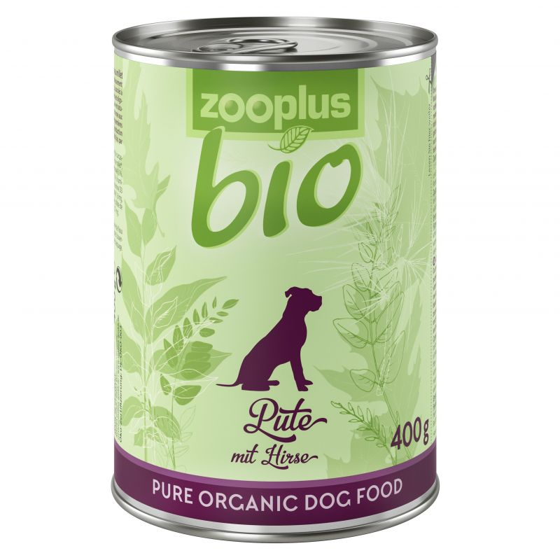 zooplus Bio – Organic Turkey with Millet