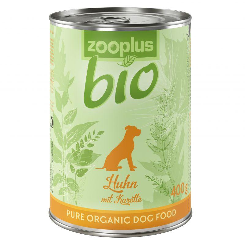 zooplus Bio pollo con zanahoria