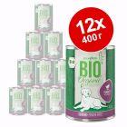 Икономична опаковка zooplus Bio Senior 12 x 400 г