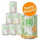 zooplus Bio 6 x 400 g σε Τιμή Δοκιμής