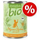zooplus Bio 1 x 400 g a preço especial!