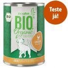 zooplus Bio 1 x 400 g comida biológica para cães - Pack de experimentação
