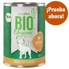 zooplus Bio 1 x 400 g comida ecológica para perros - Pack de prueba