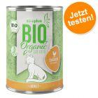 zooplus Bio 1 x 400 g pour chat