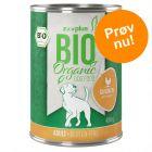 zooplus Bio 1 x 400 g til særpris