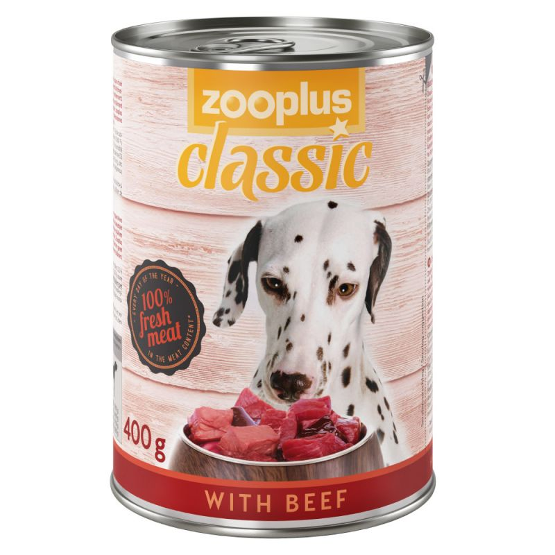 zooplus Classic with Beef