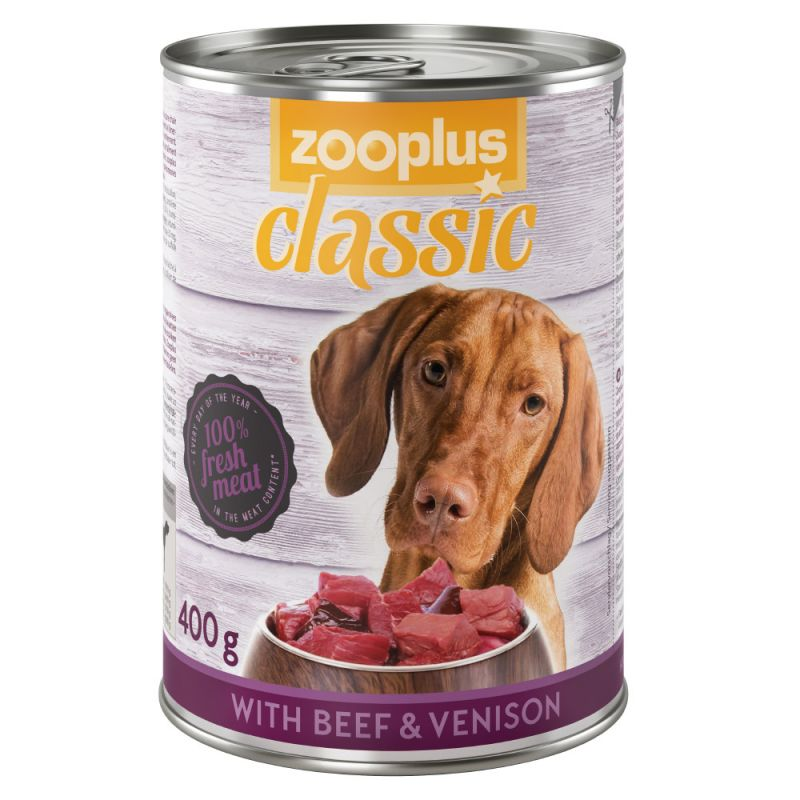 zooplus Classic with Game & Beef