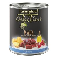 zooplus Selection Junior - Mixed Pack