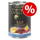 zooplus Selection koiranruoka 6 x 400 g erikoishintaan!
