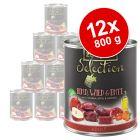zooplus Selection -säästöpakkaus 12 x 800 g