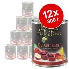 zooplus Selection: бонус опаковка 12 x 800 г