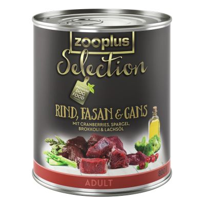 zooplus Selection 12 x 800 g