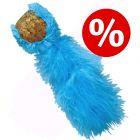 Zum Sonderpreis! KONG Cat Cork Ball Katzenspielzeug