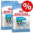 Zum Sonderpreis! 2 x Grossgebinde Royal Canin Puppy 8 kg, 15 kg