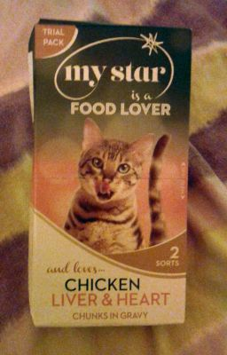 My Star is a Food Lover