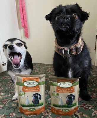 Lukullus dog food