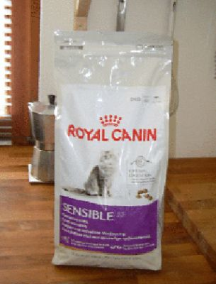 futtertest royal canin