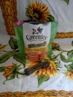 Greenies grain free