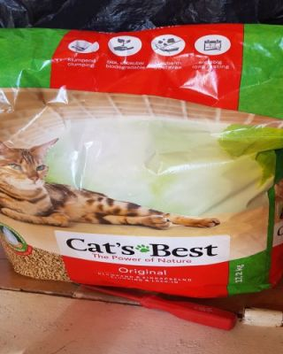 Nisip Cat-s Best Original