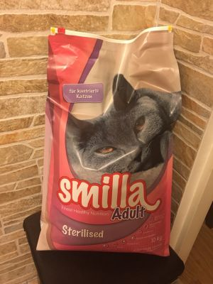 Smila Sterilised 10 kg pack